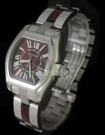 Cartier Roadster Calendar Swiss Replica Watch