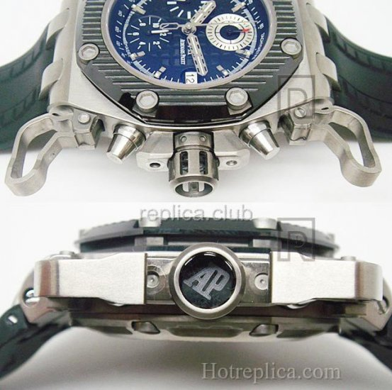 Audemars Piguet Royal Oak Chronographe survivant Replica Watch suisse #5