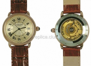 Cartier Ronde Louis Certier Swiss Replica Watch #1