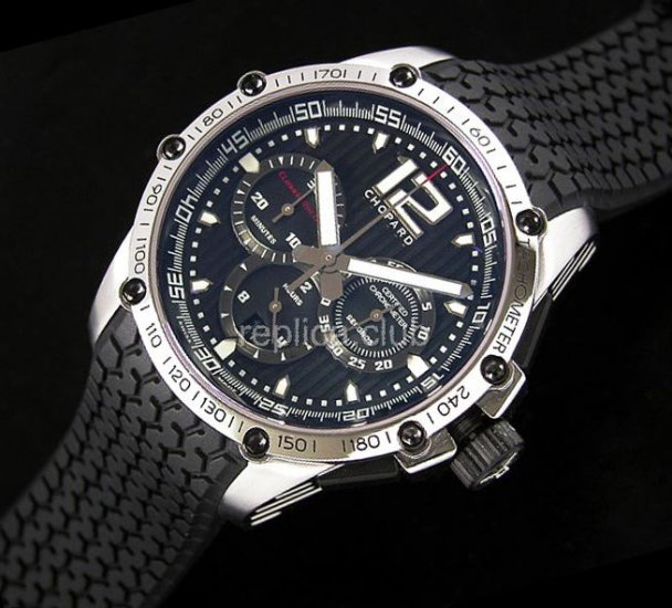 Chopard Classic Racing Chronograph Limited Edition Replik Schweizer
