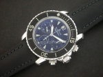 Blancpain Chronograph 50 braças Swiss Replica Watch