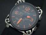 Bell and Ross Instrument BR01-94 Chronograph Swiss Replica Watch #1