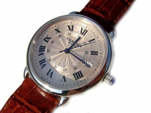 Cartier Ronde Louis Certier Swiss Replica Watch #2