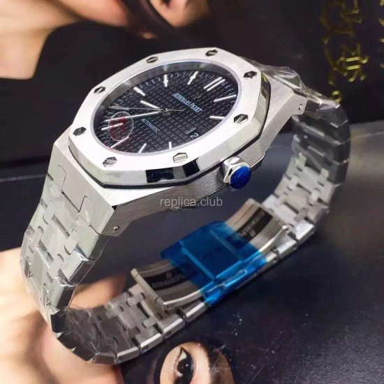 Audemars Piguet Royal Oak Jumbo Replica Watch #2