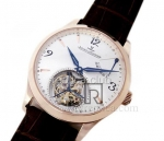 Jaeger Le Coultre Мастер Tourbillon Swiss Watch реплики #1