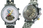 Alain Silberstein Flying Tourbillon Replica Watch #1