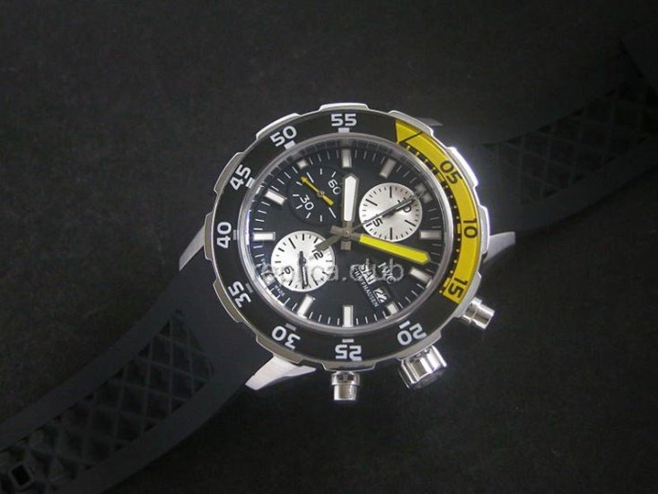 IWC Special Edition Aquatimer Chronograph Swiss Replica Watch #1