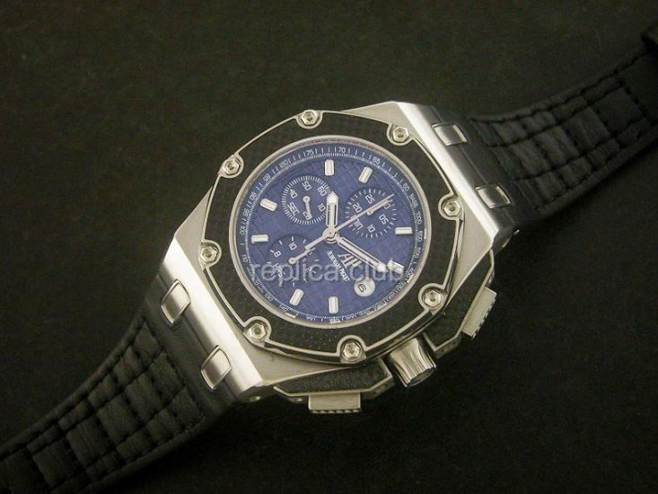 Audemars Piguet Royal Oak Offshore Chronograph Juan Pablo Montoya Limited Edition Swiss Replica Watch #3