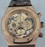 Audemars Piguet Royal Oak Ewiger Kalender Skeleton Replica Watch #2