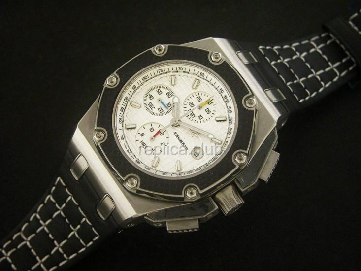 Audemars Piguet Royal Oak Offshore Juan Pablo Montoya Chronograph Edition Limited Swiss Replica Watch #1
