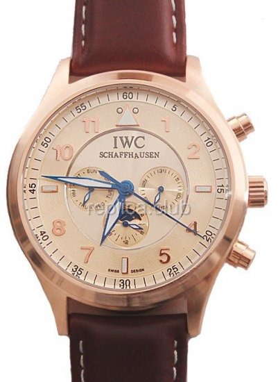 IWC Portugieser Datograph Replica Watch
