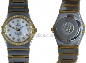 Omega Constellation Swiss Replica Watch #1