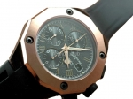 Baume и Мерсье Chrono Риверия Magnum Swiss Watch реплики