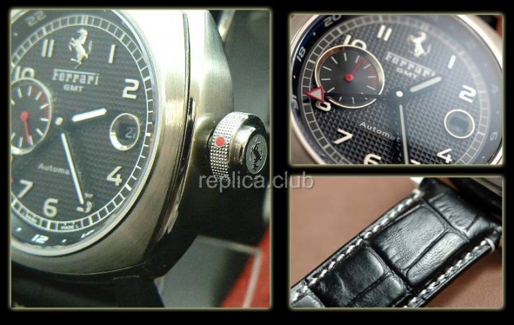 Ferrari Gran Tourismo GMT Swiss Replica Watch
