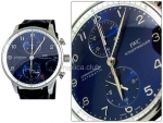 IWC Portugieser Chronograph Limited Edition Laureus Swiss Replica Watch