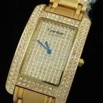 Cartier Tank Americaine Replica Watch Diamonds #7