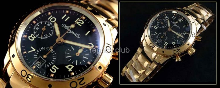 Breguet Type XX Aeronavale Swiss Replica Watch #3