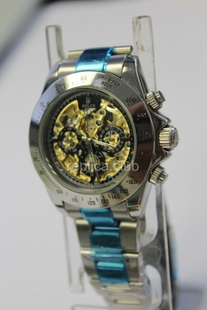 Skeleton Watch Replica