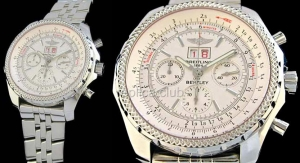 Breitling Bentley 675 хронограф Швейцария Swiss Watch реплики #2