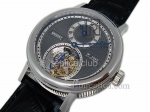Breguet Юбилейный Regulatuer лосося Real Tourbillon Swiss Watch реплики #2