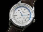 Longines Мастер GMT Swiss Watch реплики #1