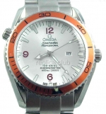 Omega Seamaster Planet Ocean Co-Axial Replica Watch #1