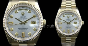 Rolex Oyster Perpetual Day-Date Swiss Replica Watch #24