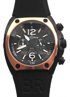 Bell & Ross BR02 Instrument Chronograph Diver Pro Replica Watch #2