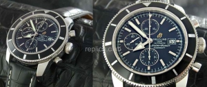 Breitling Superocean Chronograph Swiss Swiss Replica Watch #2