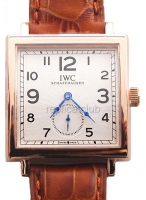 IWC Portugieser FAJones Dial Square Replica Watch