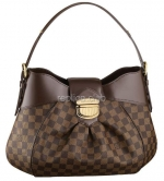 Canvas Louis Vuitton Damier Sistina Pm N41541 borsa della replica