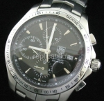 Tag Heuer Link Chrono 200 Meter Swiss movment Swiss Replica Watch