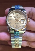 Rolex Oyster Perpetual Day Date Swiss Replica Watch #1