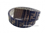 Fendi Leather Belt Replica