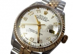Ойстер Rolex Perpetual Дамы DateJust Swiss Watch реплики #11