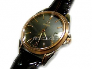 Omega De Ville Co - Axial Automatic Swiss Replica Watch #5