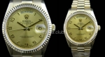 Rolex Oyster Perpetual Day-Date Swiss Replica Watch #21