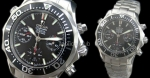 Omega Seamaster Diver Chronograph Swiss Replica Watch