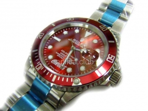 Rolex Oyster Perpetual Date COLAmariner Replica (Limited Coca Cola Edition ) #2