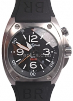 Bell & Ross BR02 Instrument Pro Diver Automatic Replica Watch #2