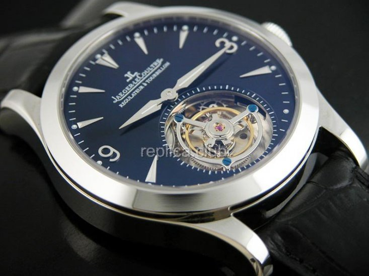 Jaeger Le Coultre Tourbillon Regulateur svizzeri replica