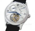 Jaeger Le Coultre Мастер Tourbillon Swiss Watch реплики #2