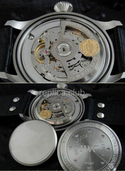 Les pilotes IWC Big Watch Replica Watch suisse