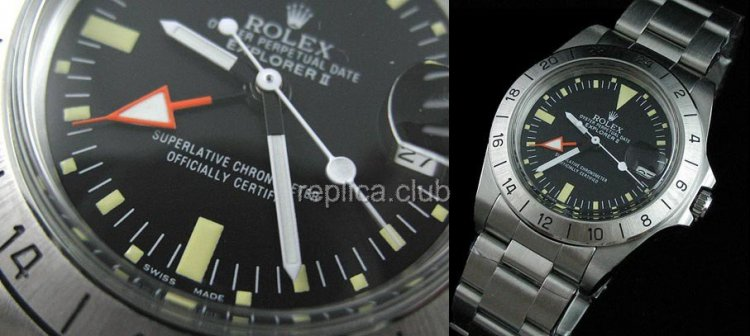 II Rolex Explorer Swiss Watch реплики #1