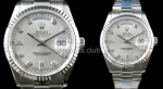 Rolex Oyster Perpetual Day-Date Swiss Replica Watch #9