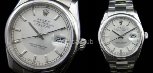 Rolex Oyster Perpetual Datejust Swiss Replica Watch #17