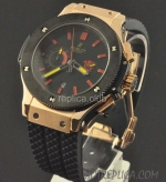 Hublot Red Devil Bang Limited Edition Chronograph Replica Watch