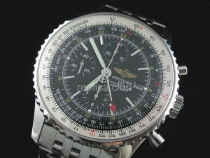 Breitling World Navitimer Swiss Replica Watch
