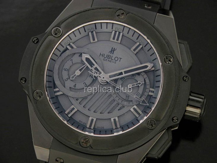 Hublot King Power Limited Edition Chronograph Replik Schweizer #1