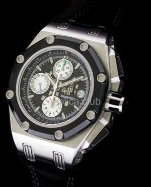 Audemars Piguet Royal Oak Offshore Rubens Barrichello Chronograph Edition Limited Swiss Replica Watch #1